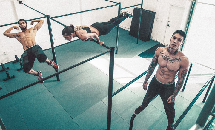 Calisthenics Gym
