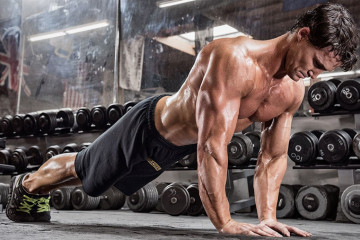 Close Grip Push-Ups