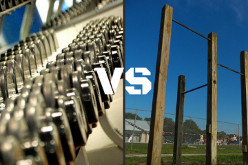 Calisthenics vs Weight Lifting