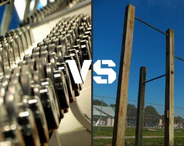Calisthenics vs Weight Lifting