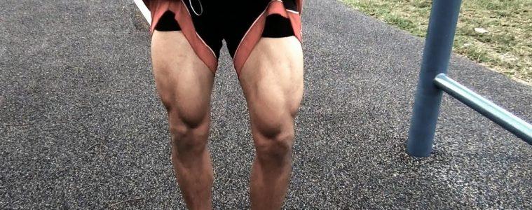 Calisthenics Legs