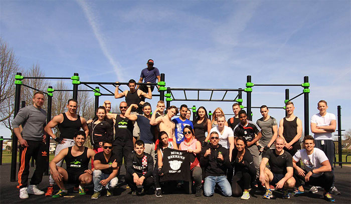Calisthenics Community