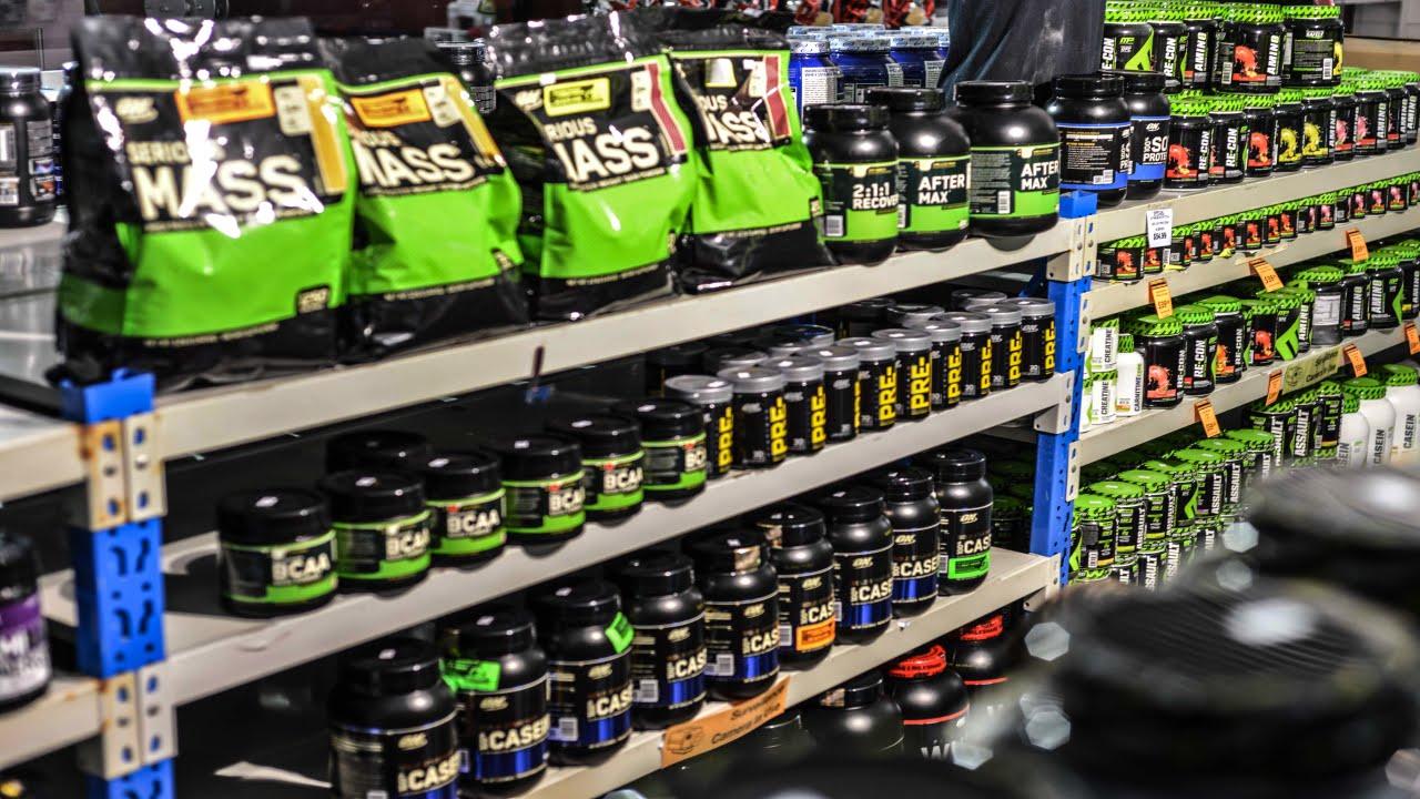 Best Supplements for Building Muscle - Calisthenics
