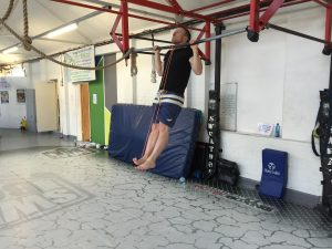 Pull-Ups With Bands